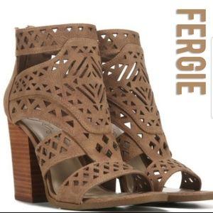 FERGIE  Women's Vice Dress Sandal